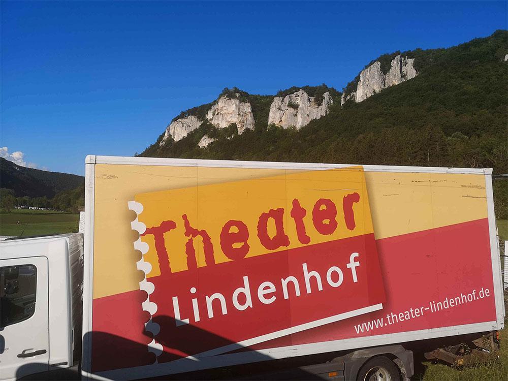 Thetaer Lindenhof LKW